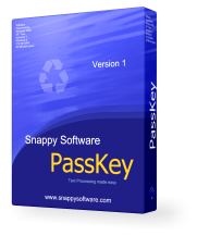 PassKey Text Processor Box Image