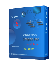 Snappy Fax ActiveX Server SG3 Edition
